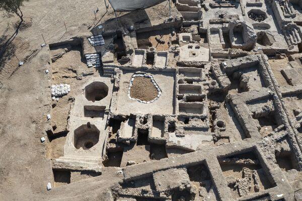 Les autorités de la ville ont décidé d'ouvrir un parc archéologique sur le site de Yavné. - Sputnik France