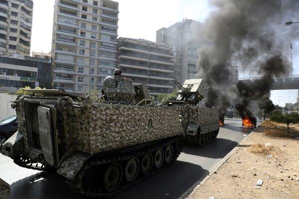 L'armée a déclaré avoir trouvé une grenade à main non explosée et l'avoir détruite. - Sputnik France