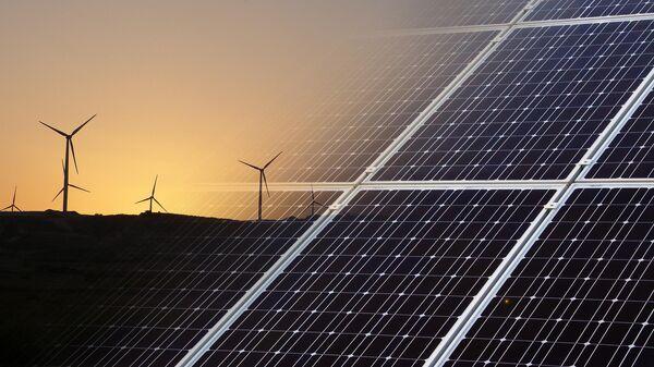 Énergies renouvelables - Sputnik France