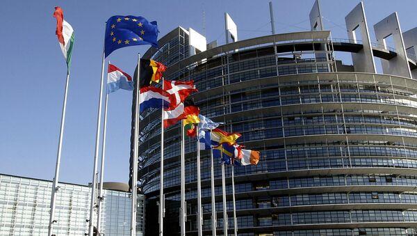 Parlement européen à Strasbourg - Sputnik France