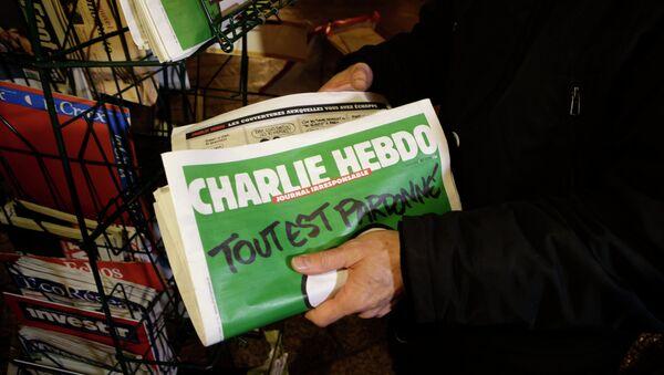 Numéro 1178 de Charlie Hebdo - Sputnik France