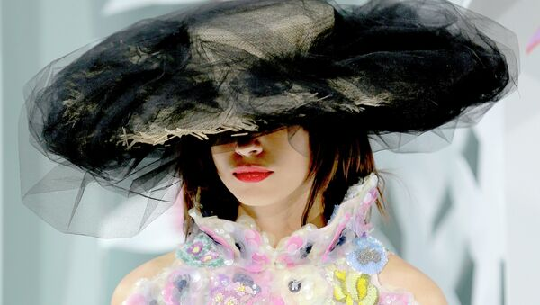 Fashion Week: un air de printemps flotte sur Paris - Sputnik France