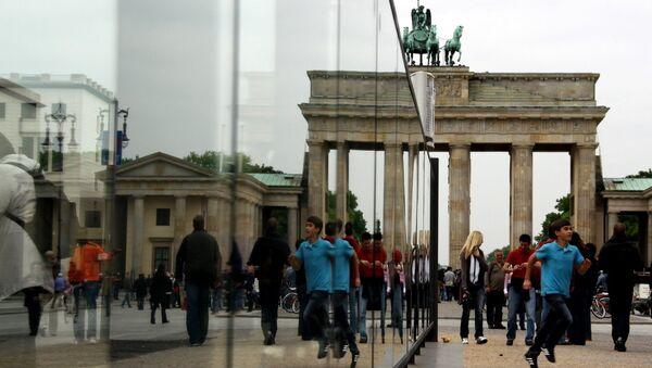 Берлин, Брандербургские ворота - Sputnik France