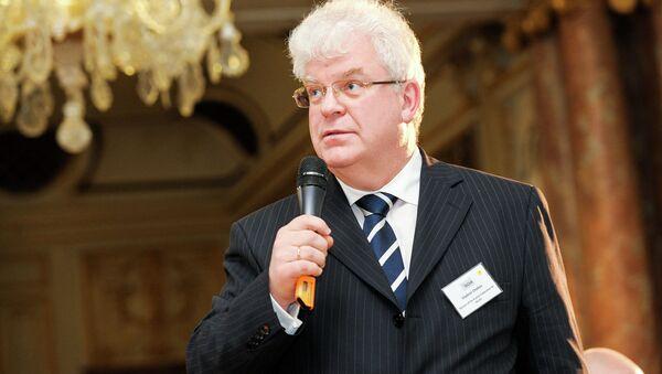 le délégué permanent russe auprès de l'UE Vladimir Tchijov - Sputnik France