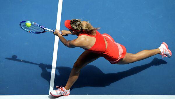Open d'Australie: Sharapova à un pas de la victoire - Sputnik France