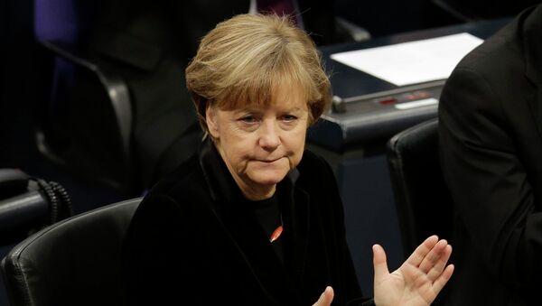 Chancelière d'Allemagne Angela Merkel - Sputnik France