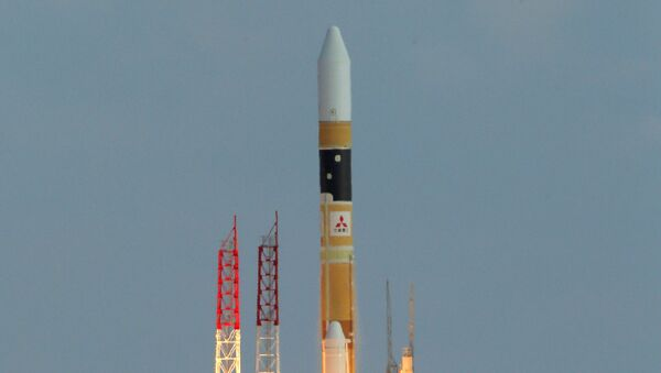 Lanceur japonais H-2A transportant un satellite-espion - Sputnik France
