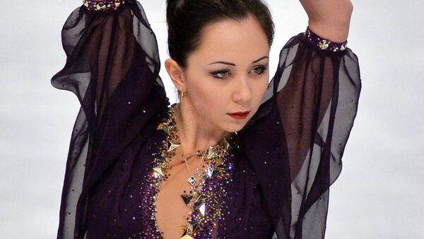 Elizaveta Tuktamysheva - Sputnik France