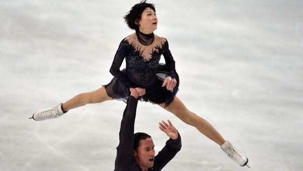 Yuko Kawaguchi et Alexander Smirnov - Sputnik France