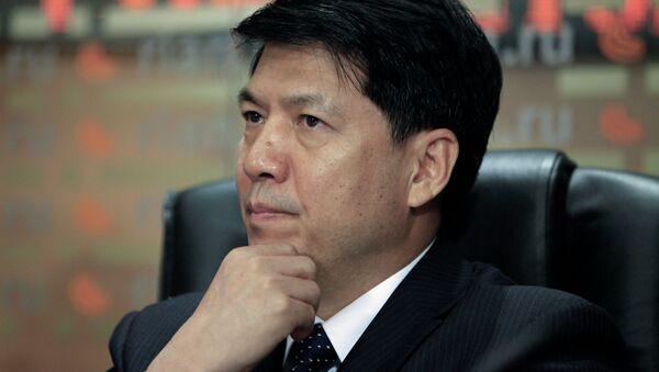Посол Китайской Народной Республики в Российской Федерации Ли Хуэй - Sputnik France