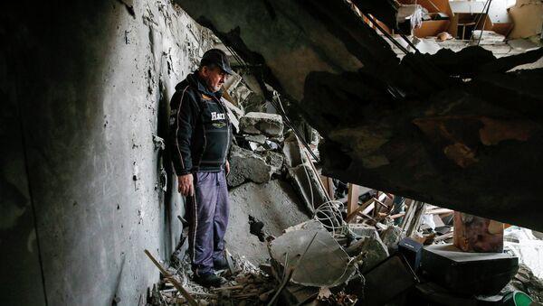 Situation dans la région de Donetsk - Sputnik France