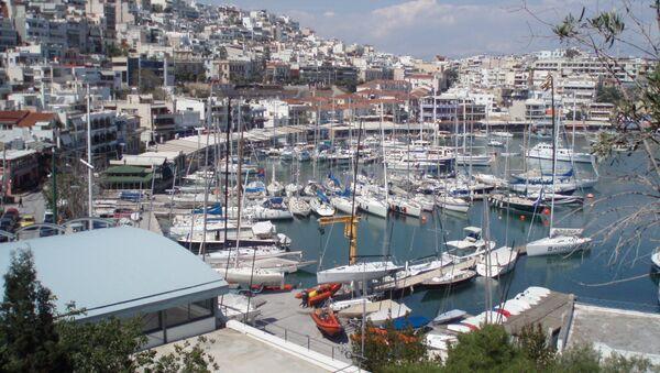 View of Mikrolimano, in Piraeus, Greece - Sputnik France