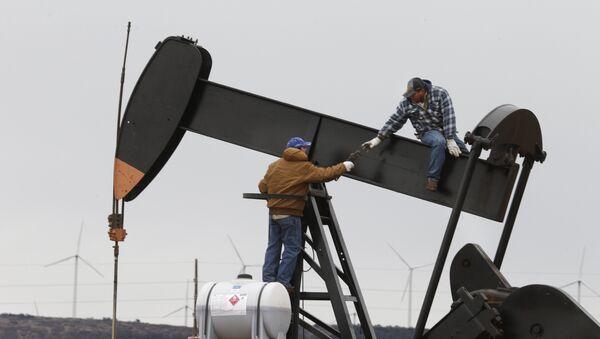 Une pompe à pétrole - Sputnik France