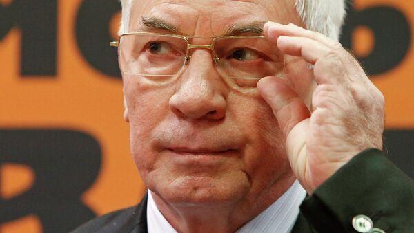 Nikolaï Azarov, ancien premier ministre ukrainien - Sputnik France