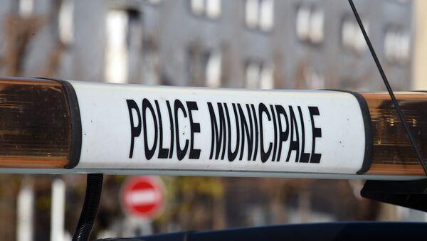 La police municipale française - Sputnik France