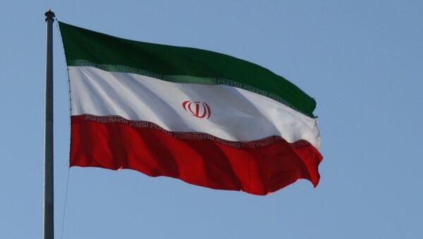 Флаг Ирана - Sputnik France