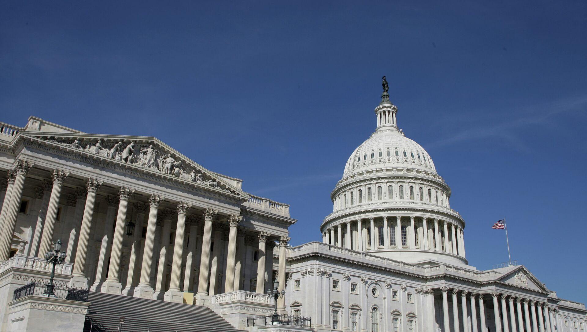 Le Capitole, siège du Congrès américain - Sputnik France, 1920, 03.04.2021