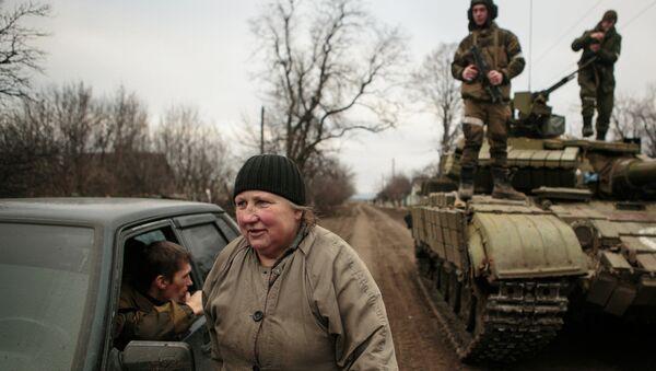 Ukraine: situation toujours instable dans le Donbass - Sputnik France