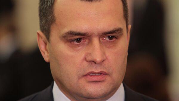 В. Захарченко - Sputnik France