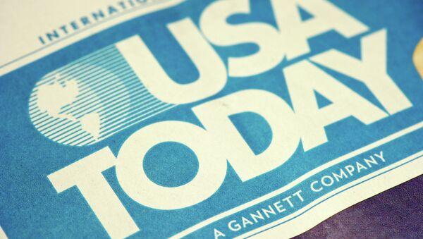 USA TODAY - Sputnik France