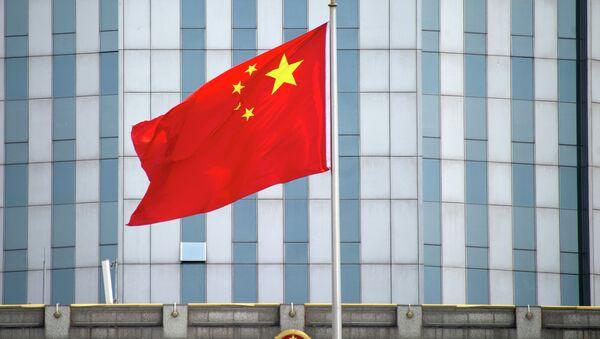 Флаг Китая - Sputnik France