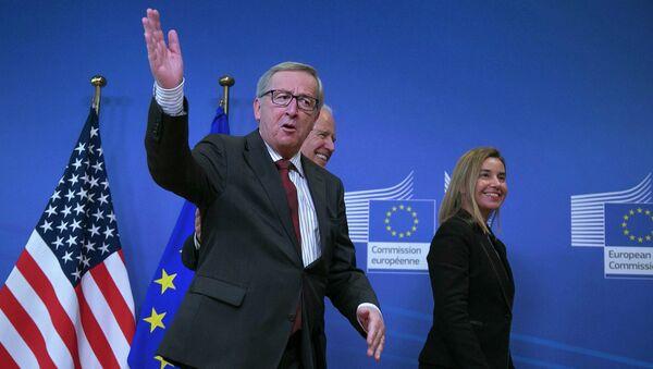 Juncker: « je soutiendrai l'indépendance du Texas » si Trump favorise le Brexit - Sputnik France