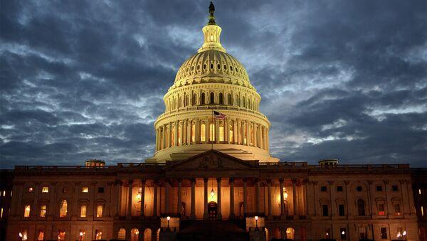 Здание Конгресса США - Sputnik France