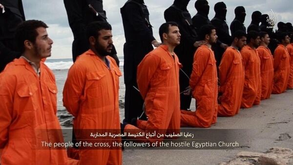 ISIS releases video claiming execution of 21 Egyptian Copts - Sputnik France