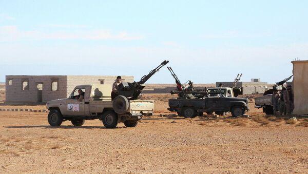 Libyan Army Forces - Sputnik France