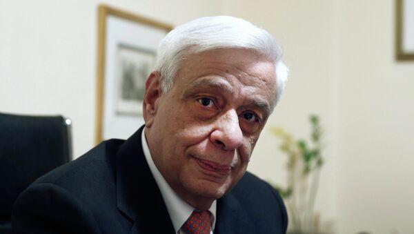 Former Greek Interior Minister and former New Democracy conservative party lawmaker Prokopis Pavlopoulos - Sputnik France