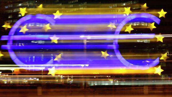 The euro sign landmark - Sputnik France