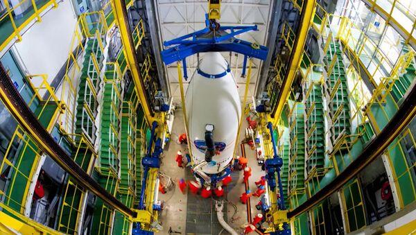 Lancement du prototype d'avion spatial européen IXV - Sputnik France