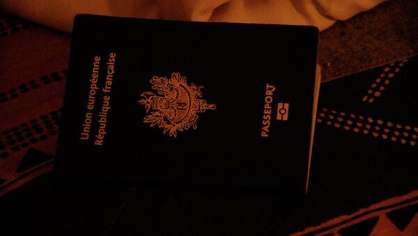 Французский паспорт - Sputnik France