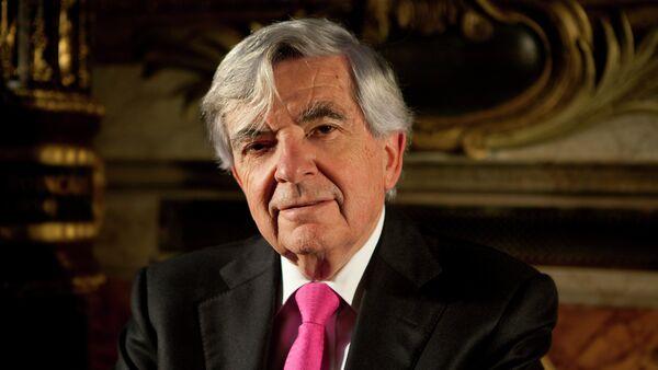 Jean-Pierre Chevènement, Sénat, 29 novembre 2010 - Sputnik France