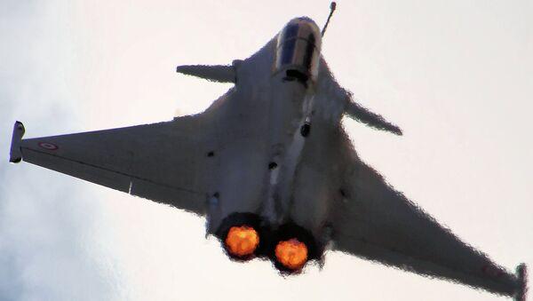 Rafale de l'Armée de l'air française - Sputnik France