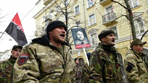 Марш правды в Киеве - Sputnik France