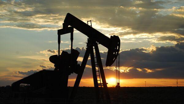Oil Pump Jack - Sputnik France