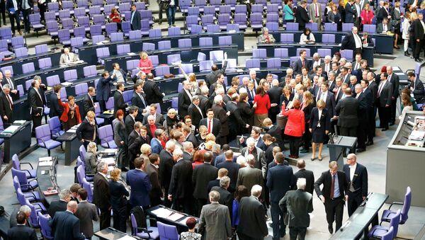 Parlement allemand - Sputnik France