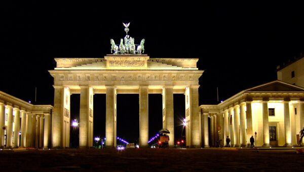 Brandenburger Tor Berlin - Sputnik France