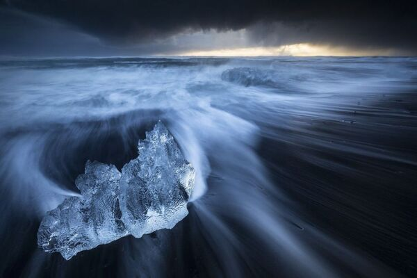 Paysages féériques de l'Islande - Sputnik France