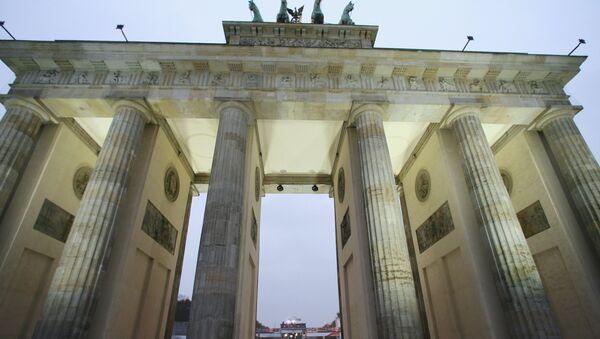 Бранденбургские ворота в Берлине - Sputnik France