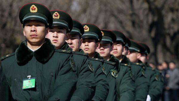 soldats chinois - Sputnik France