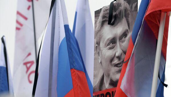 Moscow march mourns politician Boris Nemtsov - Sputnik France