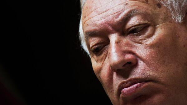 José Manuel Garcia-Margallo - Sputnik France