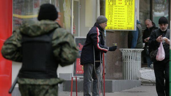 Ukraine : qui travaille, ne mange pas - Sputnik France