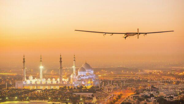 Solar Impulse 2 - Sputnik France