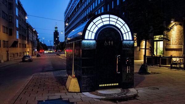 Toilettes en Suède - Sputnik France