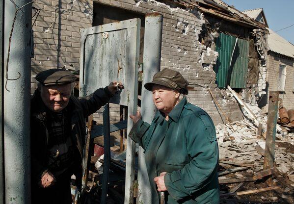 Le Donbass pendant la trêve - Sputnik France