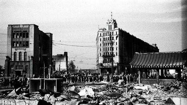 Mars 1945: le grand bombardement de Tokyo - Sputnik France