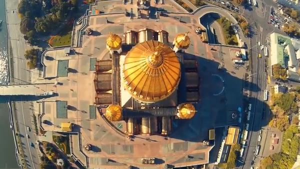 Moscou vue du ciel (partie 1) - Sputnik France